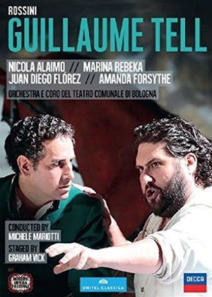 Rent Guillaume Tell: Teatro Comunale Di Bologna (Mariotti) Online DVD Rental