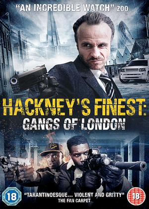 Rent Hackney's Finest: Gangs of London Online DVD Rental