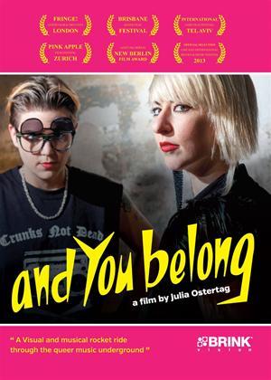 Rent And You Belong Online DVD Rental