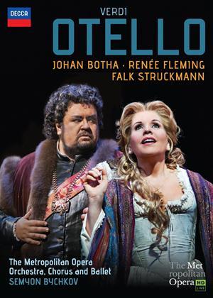Rent Otello: Metropolitan Opera (Bychkov) Online DVD Rental