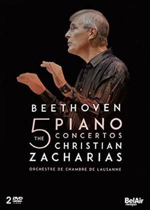 Rent Beethoven: The Five Piano Concertos Online DVD Rental