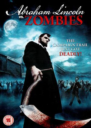 Rent Abraham Lincoln vs. Zombies Online DVD Rental