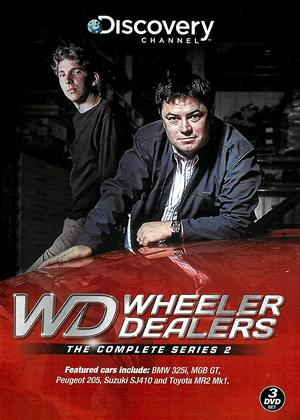 Rent Wheeler Dealers: Series 2 Online DVD Rental