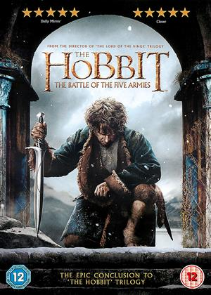 Rent The Hobbit: The Battle of the Five Armies Online DVD & Blu-ray Rental