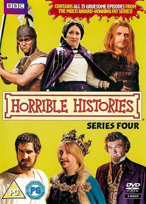 Rent Horrible Histories: Series 4 Online DVD Rental