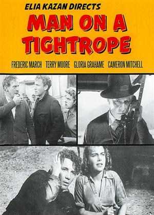 Rent Man on a Tightrope Online DVD Rental