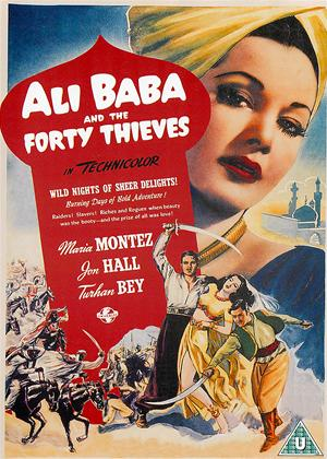 Rent Ali Baba and the Forty Thieves Online DVD Rental