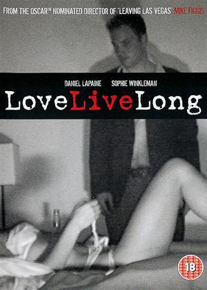Rent Love Live Long Online DVD Rental