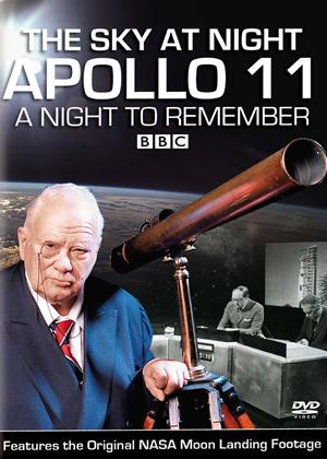 Rent The Sky at Night: Apollo 11: A Night to Remember Online DVD Rental