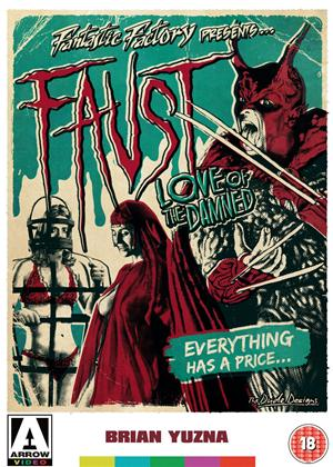 Rent Faust: Love of the Damned Online DVD Rental