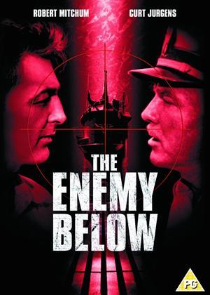 Rent Enemy Below Online DVD Rental