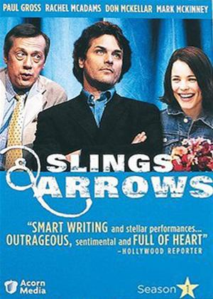 Rent Slings and Arrows: Series 1 Online DVD Rental