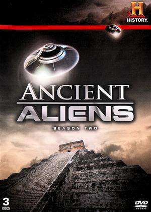 Rent Ancient Aliens: Series 2 Online DVD Rental