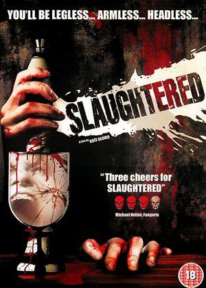 Rent Slaughtered Online DVD Rental