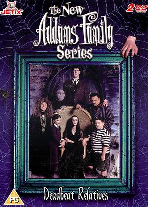 Rent The New Addams Family: Deadbeat Relatives Online DVD & Blu-ray Rental