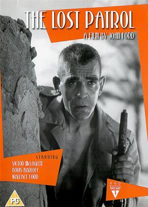 Rent The Lost Patrol Online DVD Rental