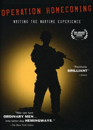 Rent Operation Homecoming: Writing the Wartime Experience Online DVD Rental