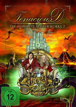 Rent Tenacious D: The Complete Master Works: Vol.2 Online DVD Rental
