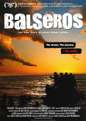 Rent Cuban Rafters (aka Balseros) Online DVD Rental