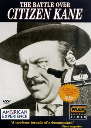 Rent The Battle Over Citizen Kane Online DVD Rental