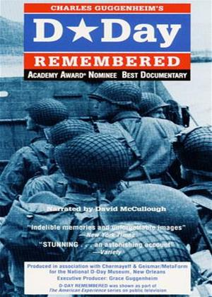 Rent D-Day Remembered Online DVD Rental