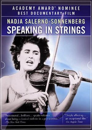 Rent Speaking in Strings Online DVD Rental