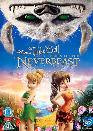 Rent Tinker Bell and the Legend of the NeverBeast Online DVD Rental