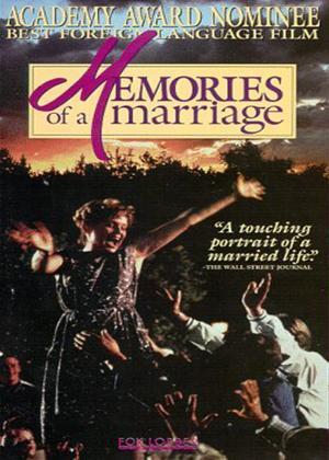 Rent Memories of a Marriage (aka Waltzing Regitze) Online DVD Rental