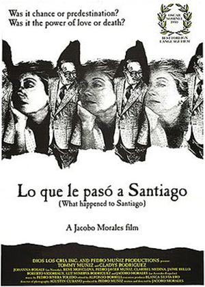 Rent What Happened to Santiago (aka Lo que le pasó a Santiago) Online DVD Rental