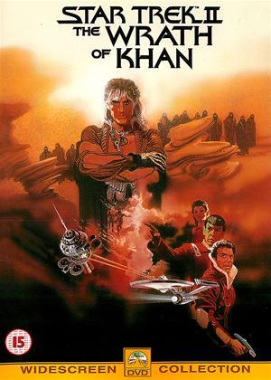 Rent Star Trek 2: The Wrath of Khan Online DVD Rental