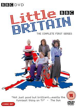 Rent Little Britain: Series 1 Online DVD Rental