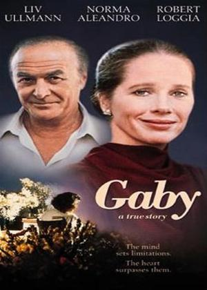 Rent Gaby: A True Story Online DVD Rental