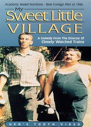 Rent My Sweet Little Village (aka Vesnicko má stredisková) Online DVD Rental