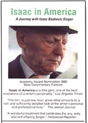 Rent Isaac in America: A Journey with Isaac Bashevis Singer Online DVD Rental