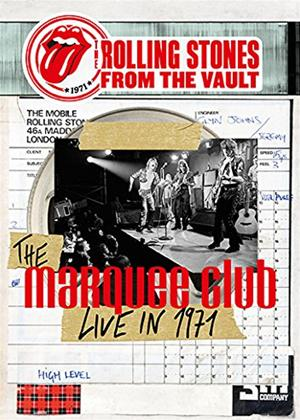 Rent The Rolling Stones: From the Vault: 1971 Online DVD Rental