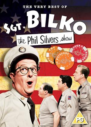 Rent The Phil Silvers Show: The Very Best Of Online DVD Rental