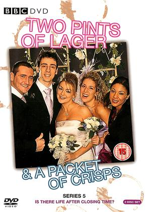 Rent Two Pints of Lager and a Packet of Crisps: Series 5 Online DVD Rental