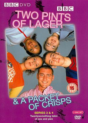 Rent Two Pints of Lager and a Packet of Crisps: Series 3 and 4 Online DVD Rental