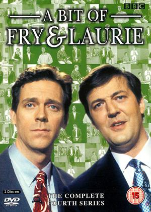 Rent A Bit of Fry and Laurie: Series 4 Online DVD Rental