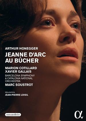 Rent Jeanne D'Arc Au Bucher: Barcelona Symphony (Soustrot) Online DVD Rental