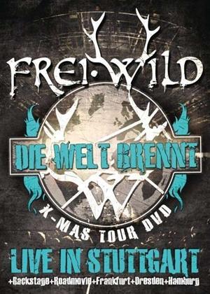 Rent Frei. Wild: Die Welt Brennt: Live in Stuttgart Online DVD Rental
