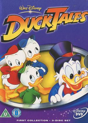 Rent Duck Tales: Series 1 Online DVD Rental
