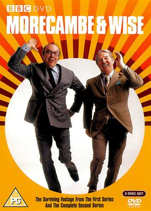 Rent Morecambe and Wise: Series 1 and 2 Online DVD Rental