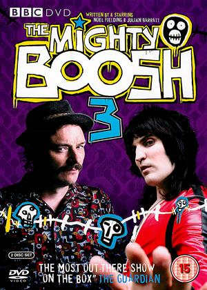 Rent The Mighty Boosh: Series 3 Online DVD Rental
