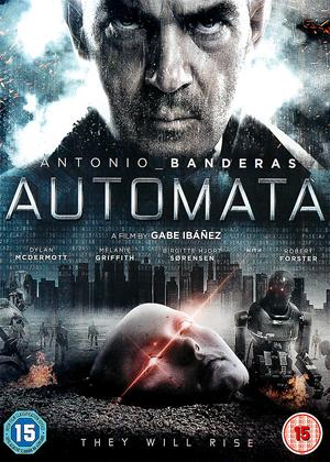 Rent Automata (aka Autómata) Online DVD Rental