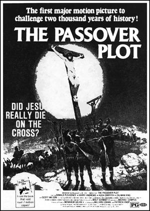 Rent The Passover Plot Online DVD Rental