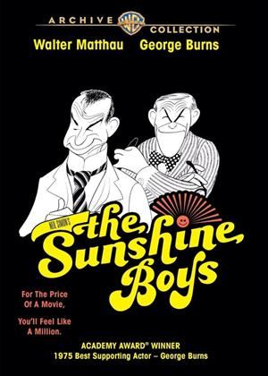 Rent The Sunshine Boys Online DVD Rental