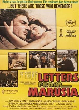 Rent Letters from Marusia (aka Actas de Marusia) Online DVD Rental