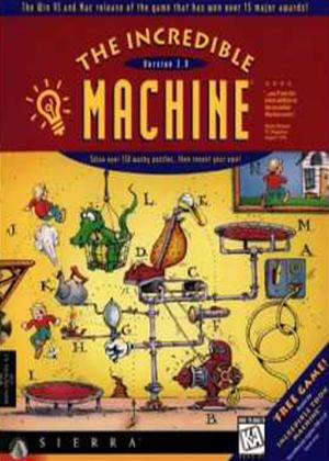 Rent The Incredible Machine Online DVD Rental
