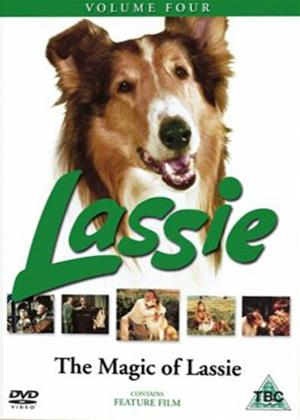 Rent Lassie: The Magic of Lassie Online DVD Rental